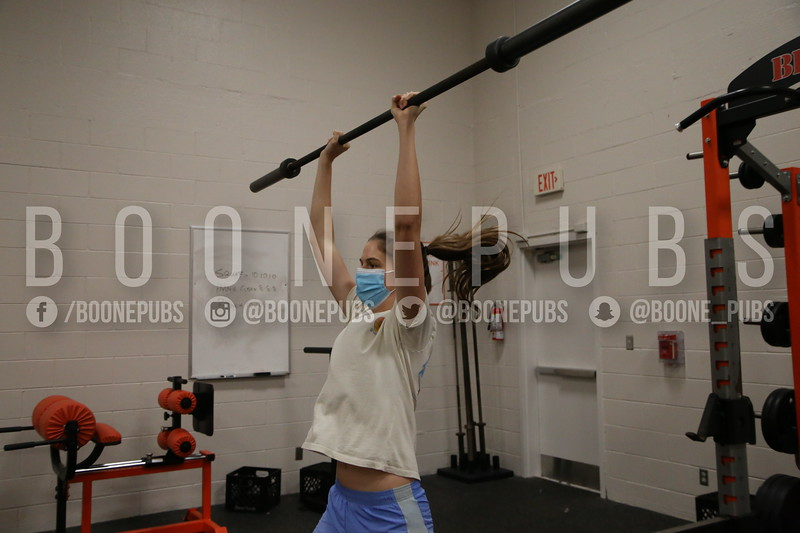 11-2 weightlifting practice_Hayes0107