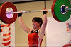 Women, 63 KG / 69 KG, Clean and Jerk,  National Junior Weightlifting Championships, 2009-03-21