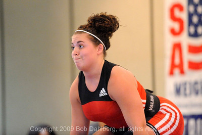 2009 National Junior Weightlifting Championships, 63 KG / 69 KG Women, 2009-03-21