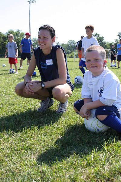 Weikem Soccer Camp