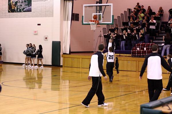 West Carroll Basketball 2010-2011