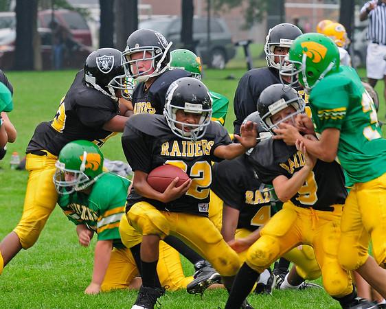 Week 2 - Raiders v. Wildcats (Midgets)