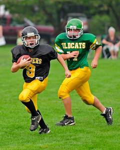 Week 2 - Raiders v. Wildcats (Midgets)