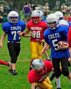 Week 2 - Colts v. Patriots (Mighty Mights)