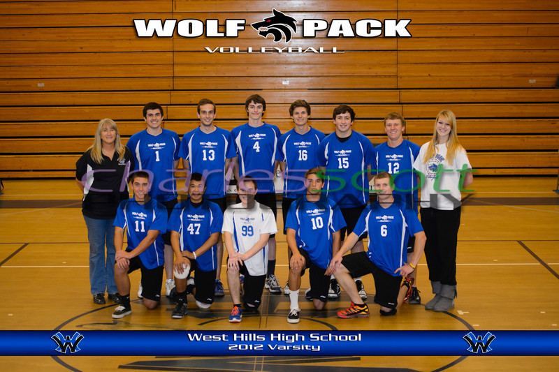 WHHS Varsity-Team2