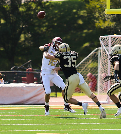 West Point vs STAC - Sprint Football 9-29-18