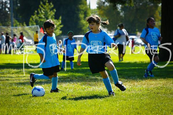West Sacramento Cheetas 22 Sep 2012