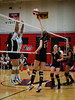 West High School Panthers - Girls Sophomore Volleyball