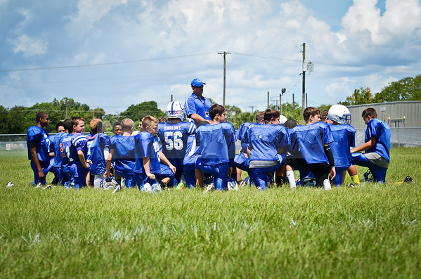 Westchase Colts - August 9, 2014