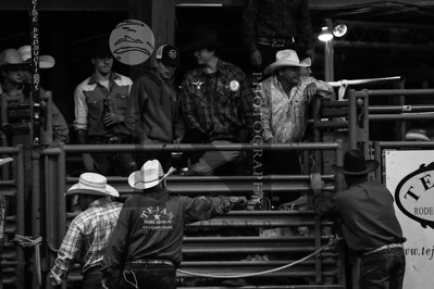 Tejas Rodeo Saturday Night Pro Rodeo Series