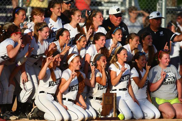 5-30-14<br /> Western Sectional softball<br /> <br /> Kelly Lafferty | Kokomo Tribune