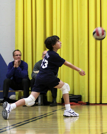 Westgate Gd 7 Boys Volleyball 2011