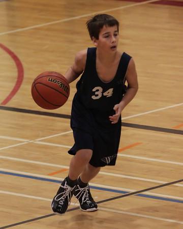 Westgate JV Basketball 2009