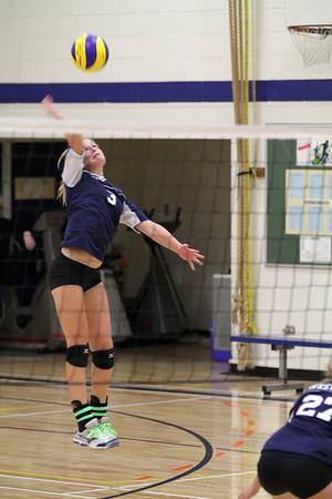 Westgate JV Girls Volleyball 2011