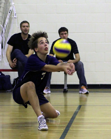Westgate Varsity Boys Volleyball 2011