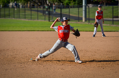 Westview Red Pitching - 13Jun15