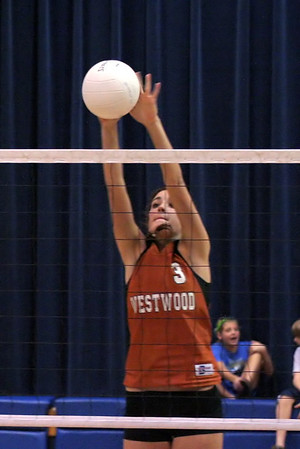 Westwood vs Georgetown<br>16 Sep. 05