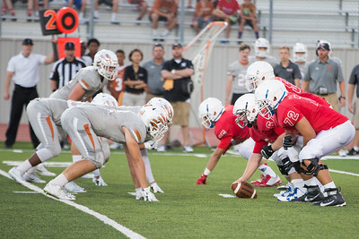 Westwood and Leander face off Friday at Bible Stadium.