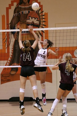 Westwood vs Round Rock <br>9 Sep. 05