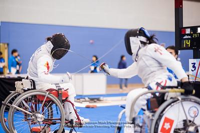 Wheelchair Fencing - 輪椅擊劍