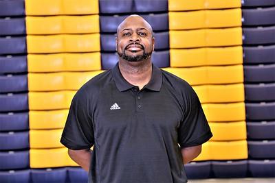 Asst Coach Chris Cameron