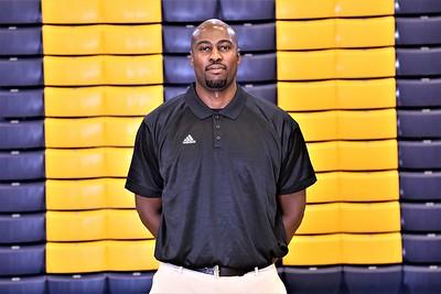 Asst Coach Marquis Wright