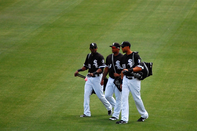 White Sox Spring Training '12
