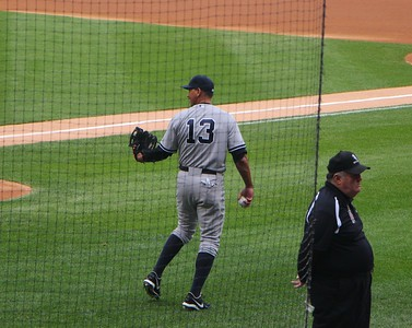 White Sox - Yankees Aug 5 2013