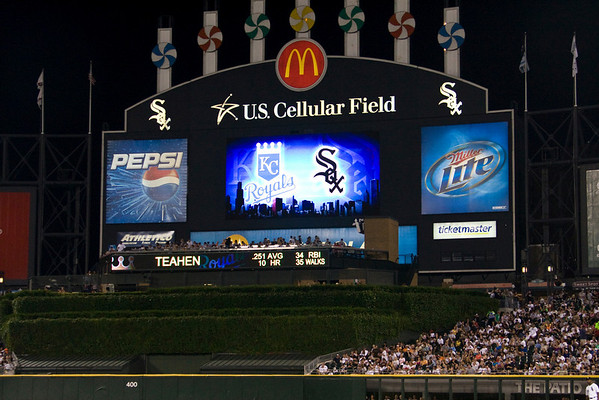White Sox -vs- Royals 7-18-2008