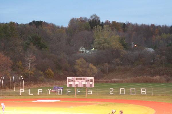 Whitesboro vs Cortland 10-24-2008