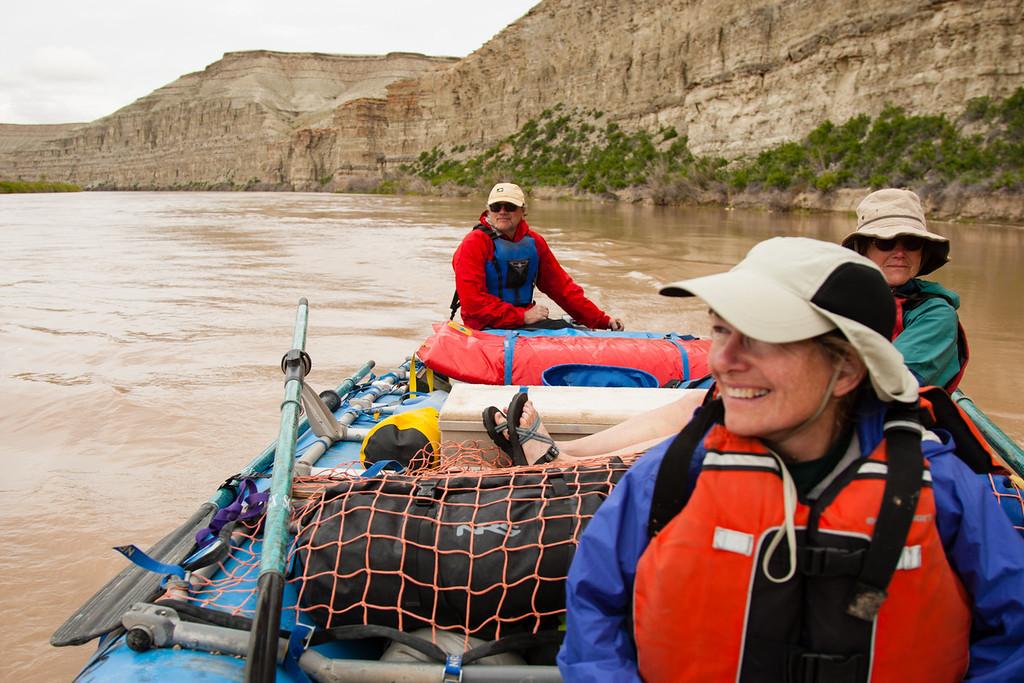 2015 Desolation and Gray Canyons Green River UT