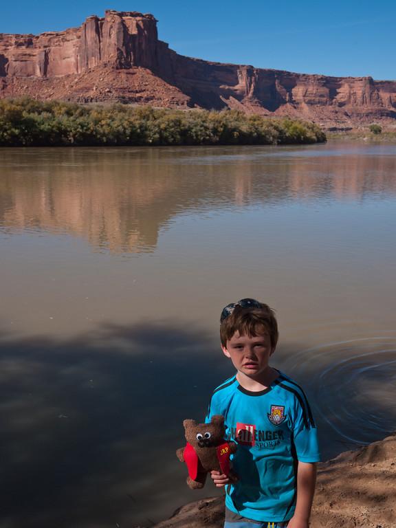 Labyrinth Canyon Green River