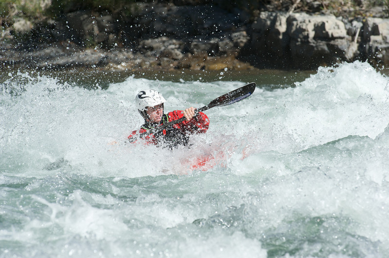 Jonathan Souter, Snake River, Wyoming