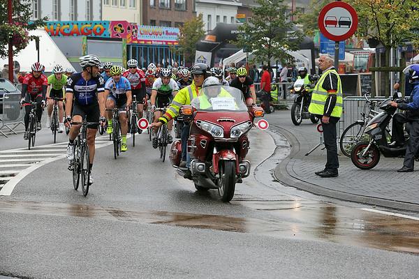 2014 Koers wielertoeristen en nieuwelingen (Rijkevorsel)
