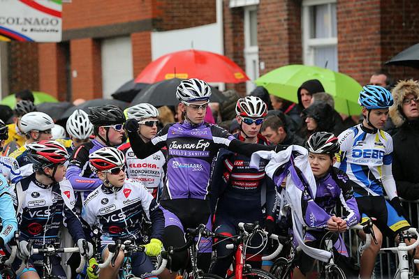 2014 Nieuwelingen en juniors Sint-jozef Rijkevorsel