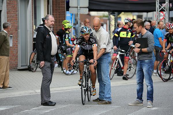 2014 Proloog voor wielertoeristen Rijkevorsel
