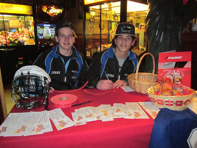 Wildcats 2014 Red Robin night