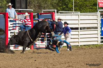 Willits Frontier Days 2011 rodeo