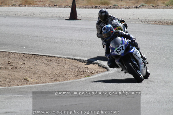 Willow Springs Motorcycle Practice Laps September 27th 2010