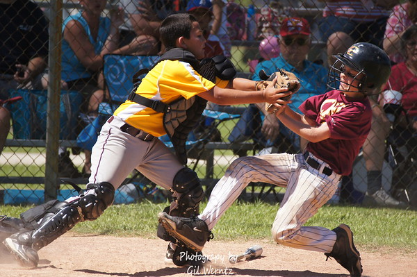 June 2012- Chiefs in Action at the Garden City Tourney