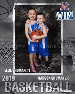 Ellie and Carson Poster