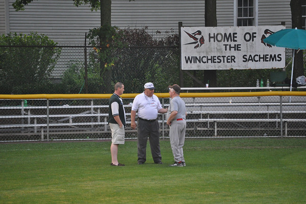Winchester World Series 2012