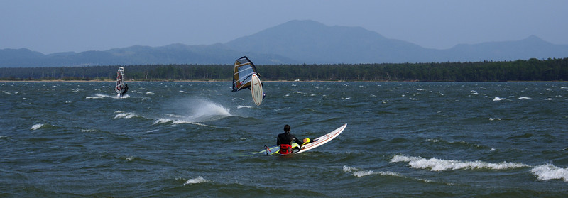 Sakhalin Surfing