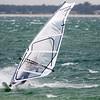 windsurf plage des arbousiers (Arcachon) le 30 septembre 2008