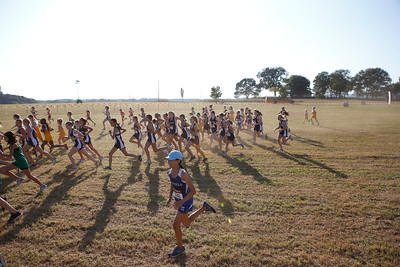 Scenes from the Wingfoot Classic XC Meet in Cartersville, GA, on Friday, September 20, 2019. [Photo/ Jenn Finch]