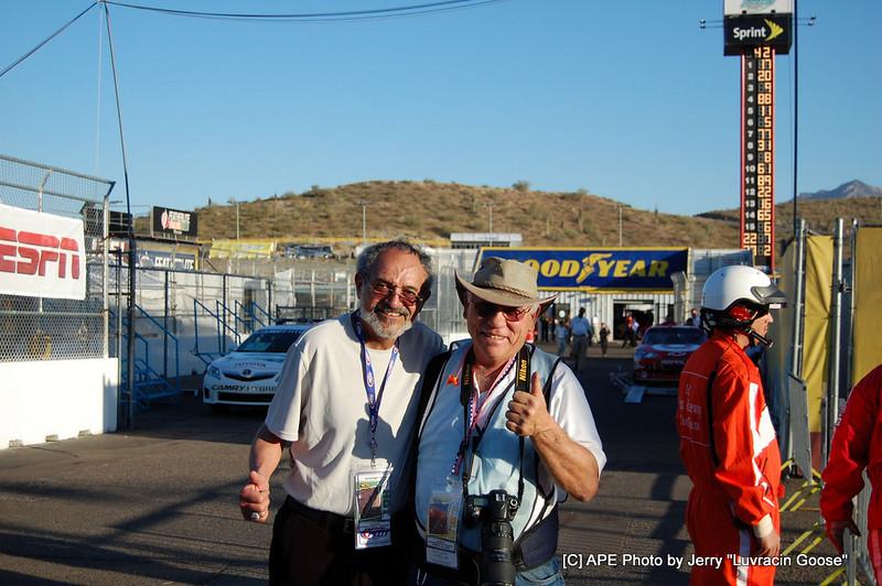 Doc Simpson & Jerry Gossel
