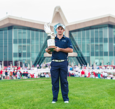UAE GOLF ABU DHABI HSBC CHAMPIONSHIP 2015