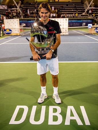 Tennis.  Dubai Tennis Championships, Dubai, UAE. 3rd March 2012