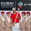 Golf.  Dubai World Championship, Dubai, UAE. 28 Nov 2010