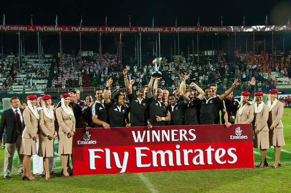Emirates Airline Dubai Rugby 7's 2009
